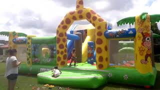 Şişme Oyun Parkı Kiralama Crocus Park