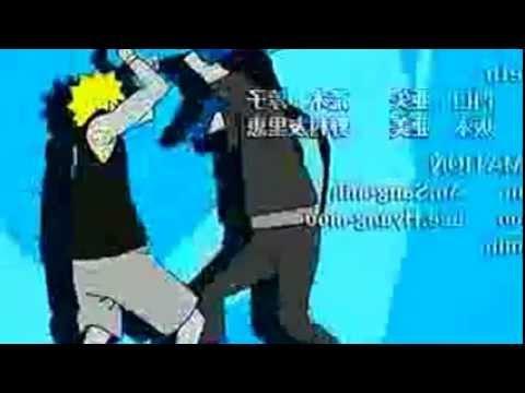 Naruto ending 15 hd