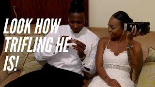 Jephte Admits to STEPPING OUT on Pregnant Shawniece