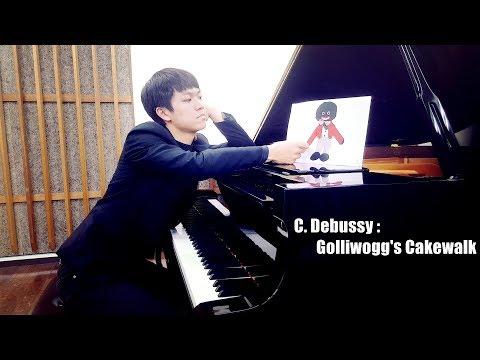 Claude Debussy: Golliwogg's Cakewalk [Children's Corner, L. 113]   (Bo-Yan Hong)