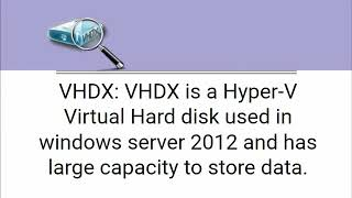 Virtual Disk Recovery - Recover VMDK File