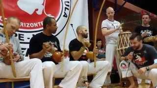O Molho Tem Dendê (est. Instrutor Alemao Capoeira Camangula) Wrocław 2014 Batizado e troca de cordas