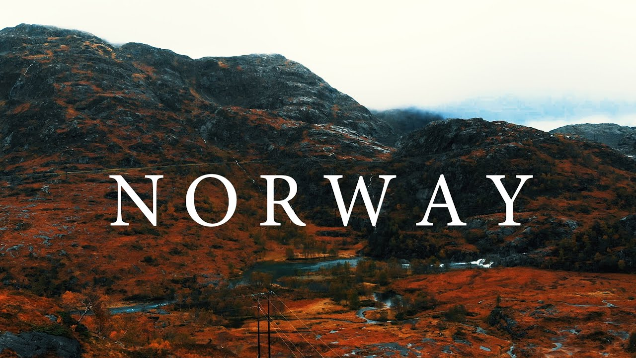 NORWAY 2018 | Drone and Timelapse Video