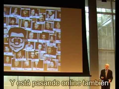 Seth Godin presenta Tribus subtitulado español [Parte 2 de 8]