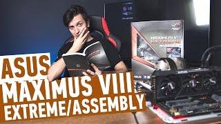 Asus Maximus VIII Extreme/Assembly: плата для экстремалов