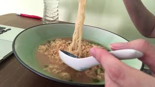 WatchMeEat Ichiran Instant Noodles