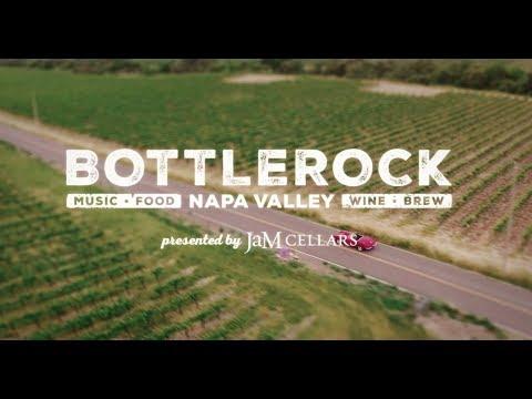 BottleRock Napa Valley 2018 Lineup