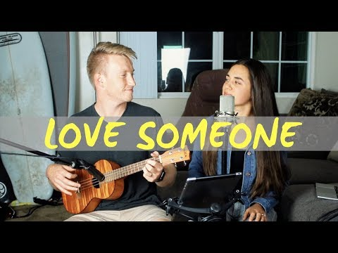 Love Someone Ukulele Cover - Lukas Graham | Camille & Jaco van Niekerk