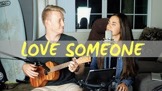 Love Someone Ukulele Cover - Lukas Graham | Camille & Jaco van Niekerk Video