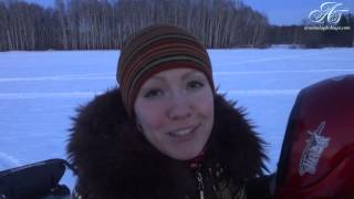 видео Активный отдых зимой