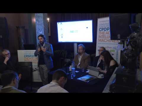 CPDP 2017: SURVEILLANCE AND PRIVACY IN SMART CITIES.