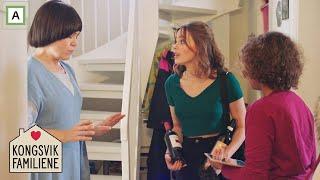 Kongsvikfamiliene | Marianne gir to flasker vin til datteren | TVNorge