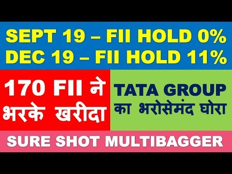 fii-holding-increased-in-this-mid-cap-hare-|-multibagger-stocks-2020-india-|debt-free-share-buy-now