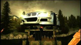NFS Underground 2, Most Wanted, and Carbon montage: Where