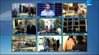 مصر تقرر|استاذ ايمن نصرى رئيس المنظمة المسكونية لحقوق الانسان فى جينيف مع مها موسى