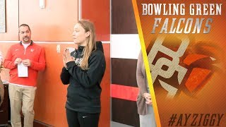 BGSU Sends Off Talisa Lemke to Swim & Dive National Championships