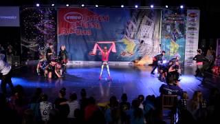 Ladys Cruel Dance Machine - Mistři ČR senioři Taneční skupina roku 2014