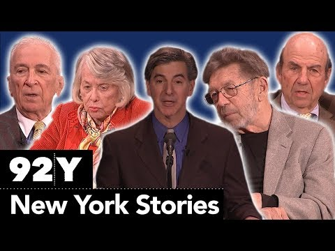 New York Stories: Liz Smith, Gay Talese, Pete Hamill, Calvin Trillin with Budd Mishkin