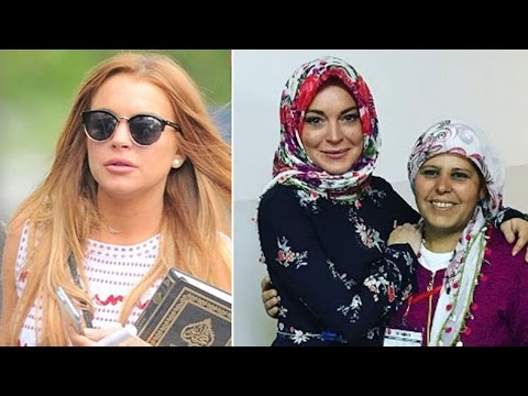 Did Lindsay Lohan Convert To Islam?