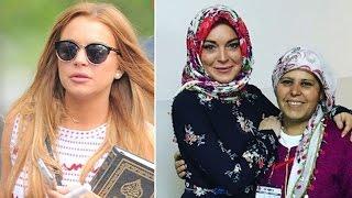 Did Lindsay Lohan Convert To Islam?