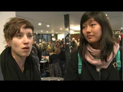 Studierendenprotest zum Semesterauftakt