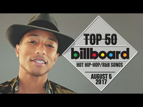 Thumbnail: Top 50 • US Hip-Hop/R&B Songs • August 5, 2017 | Billboard-Charts