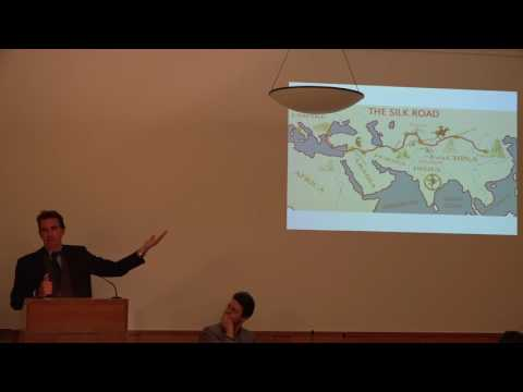 Peter Frankopan: The Silk Roads. A New History of the World