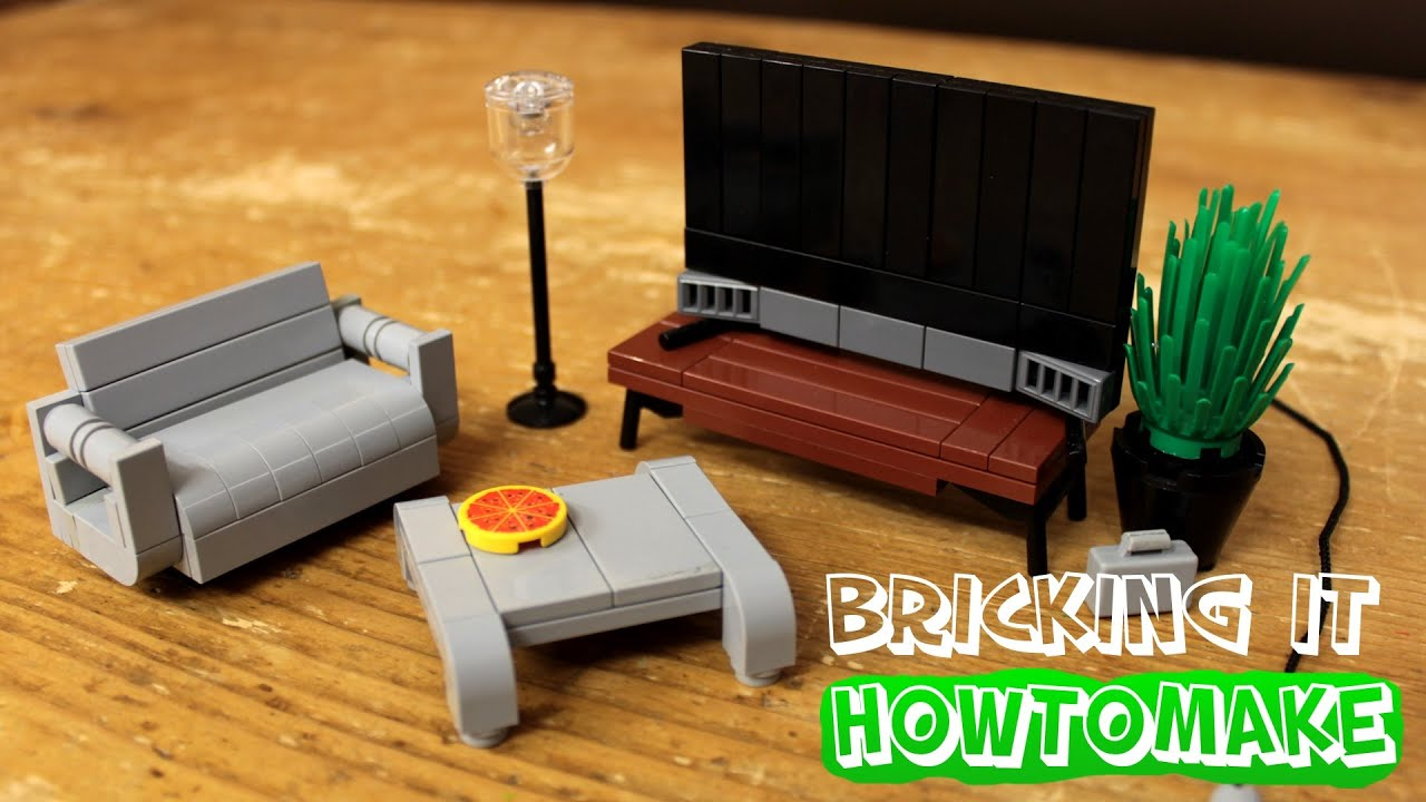 How To Build A Lego Master Bedroom | www.indiepedia.org