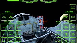 Astronaut SpaceWalk HD for iPad gameplay