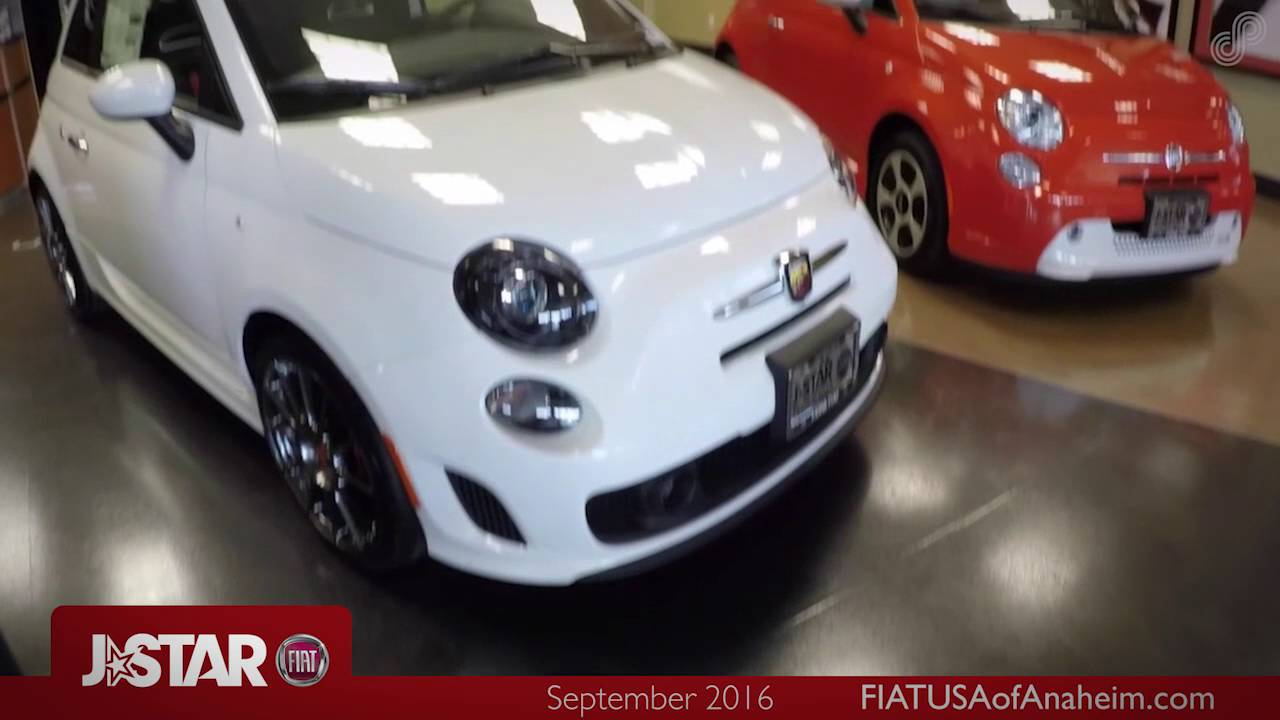 JStar FIAT September Offers SPS - YouTube