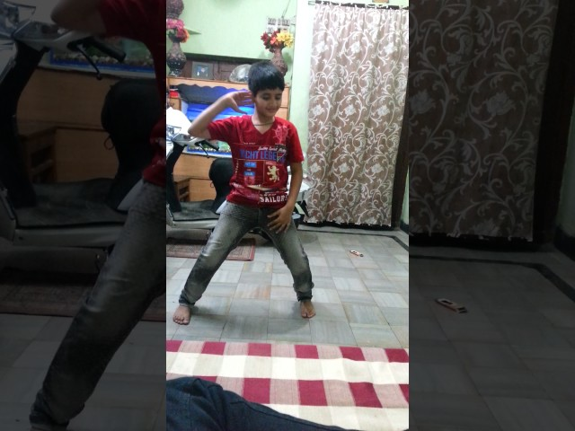 Syed nihal ahmed dance