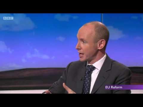 Daniel Hannan MEP calls UK EU renegotiations a