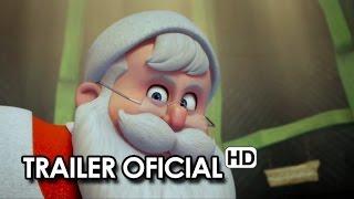 Saving Santa Trailer Oficial español (2014) HD