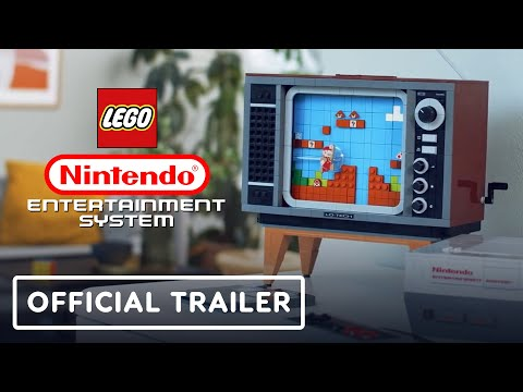 LEGO Nintendo Entertainment System - Official Trailer