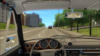 City Car Driving Gameplay#2 with Logitech G27 [HD]