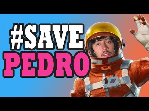 SAVE PEDRO |Live in Fortnite Battle Royale