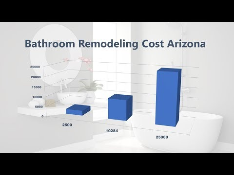 Bathroom Remodeling Cost Arizona 2019