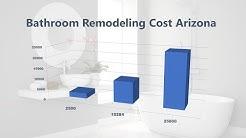 Bathroom Remodeling Cost Arizona 2019