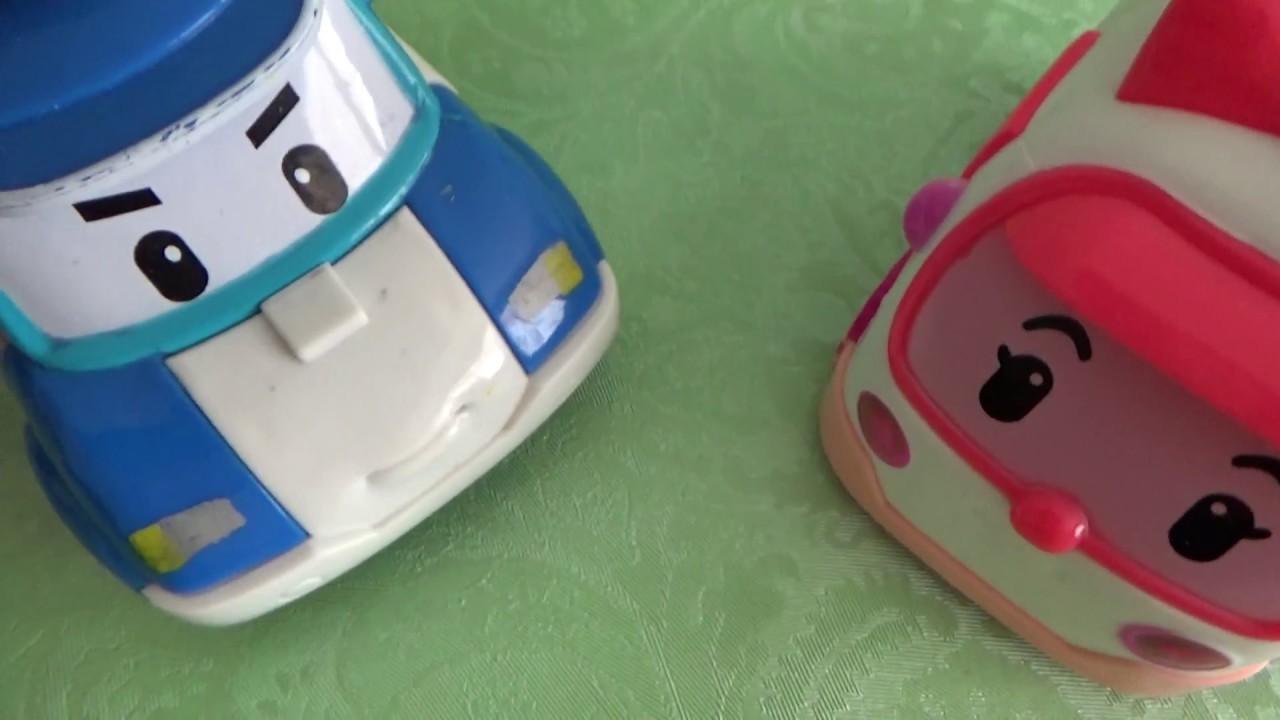 картинки цветные робокар поли