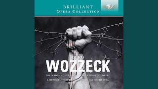 Wozzeck, Op. 7, Act 3, Scene 4: I. Das Messer? Wo ist das Messer? - II. Aber der Mond verrät...