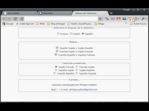 [Old] Chrome extension: WordReference translator (See comments)