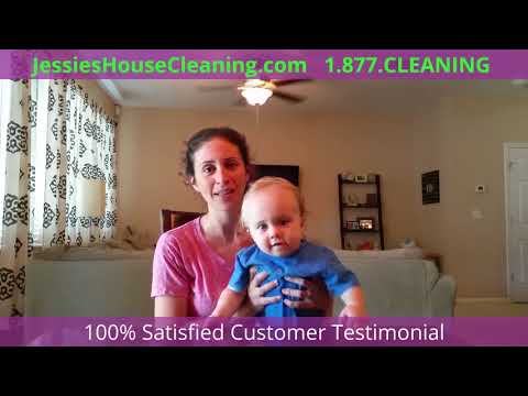Maid Service Jacksonville FL | Jessie's House & Carpet Cleaning 1.877.CLEANING