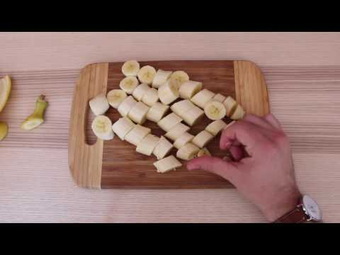La recette du Banoffee, un gâteau mi-banane, mi-caramel