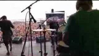 "Ektomorf - ""I Choke"" (WFF07) LIVE"