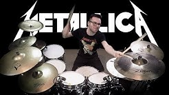 Metallica Vadrum Medley - 10th Anniversary! (Drum Video)