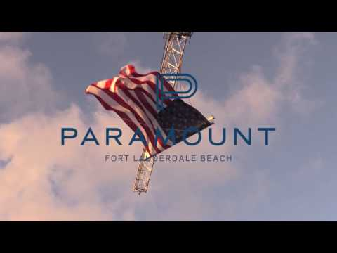 PARAMOUNT Fort Lauderdale Beach | Top-Off Event