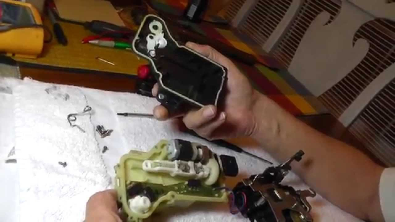 Understanding Volkswagen Door Lock Modules Part 2 Youtube