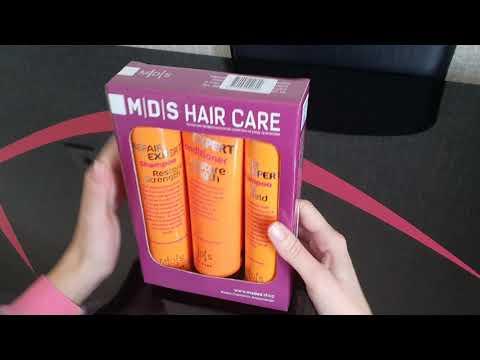 Косметичний набір Mades Cosmetics для догляду за волоссям Захист і відновлення (8710444240802)