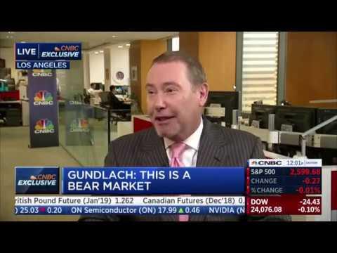 Jeffrey Gundlach is still bearish (Full) 2018 12 17