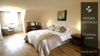 Claonaig Lodge, nr Tarbert, Argyll, Scotland - self catering holiday accommodation